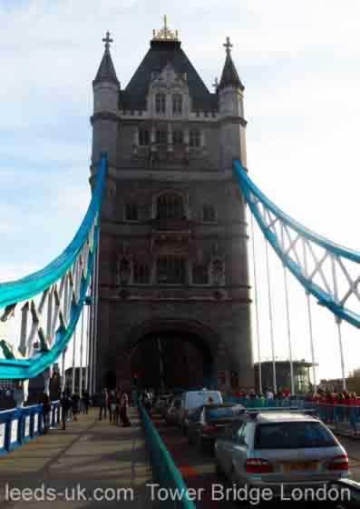 Budget Car Hire Tower Bridge