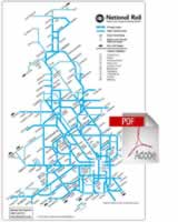 Map Of England Rail.Uk Rail Maps Buy Train Tickets